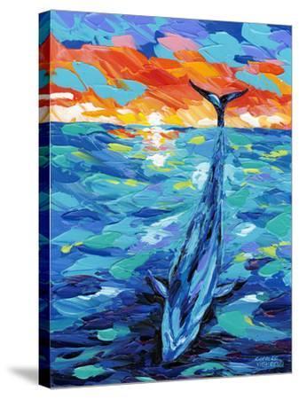 Ocean Friends II-Carolee Vitaletti-Stretched Canvas Print