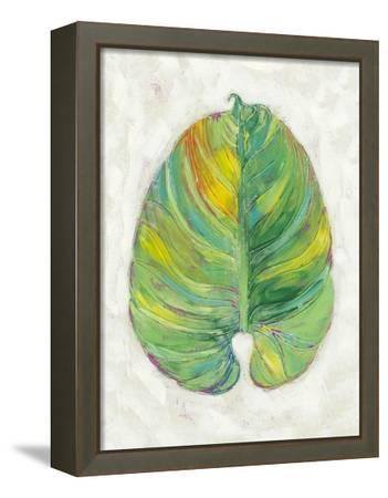 Vacation Palms II-Chariklia Zarris-Framed Stretched Canvas Print