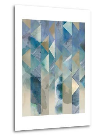 Ocean Reflections I-Chariklia Zarris-Metal Print