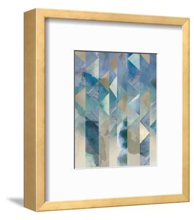 Ocean Reflections I-Chariklia Zarris-Framed Art Print