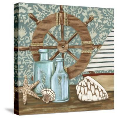 Nautical Collection I-Chariklia Zarris-Stretched Canvas Print