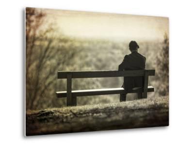 Contemplation-Joe Reynolds-Metal Print