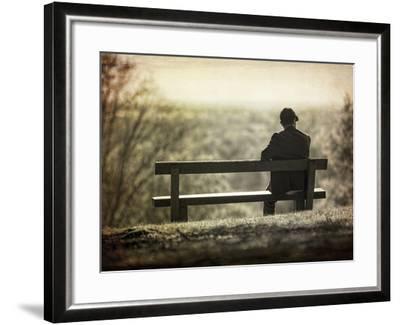 Contemplation-Joe Reynolds-Framed Photographic Print