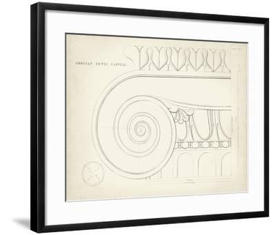 Greek and Roman Architecture IX-Thomas Kelly-Framed Art Print