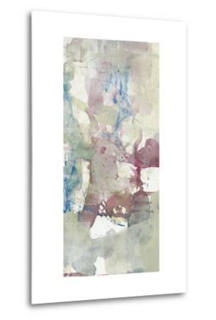 Swath of Color II-Jennifer Goldberger-Metal Print