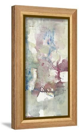 Swath of Color II-Jennifer Goldberger-Framed Stretched Canvas Print