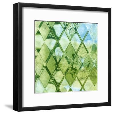 Dynamic Assembly IV-Sharon Chandler-Framed Art Print