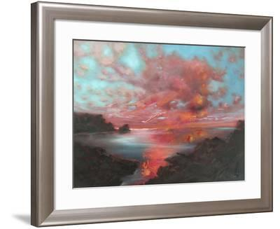 Nothing Has Ever-Marabeth Quin-Framed Art Print