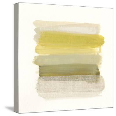 Palette Stack III-June Vess-Stretched Canvas Print