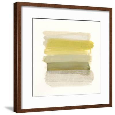 Palette Stack III-June Vess-Framed Art Print