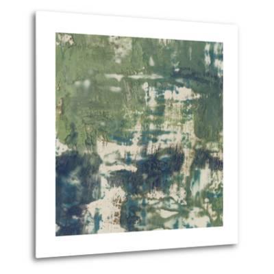 Obscured Horizon II-Jennifer Goldberger-Metal Print