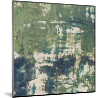 Obscured Horizon II-Jennifer Goldberger-Mounted Art Print