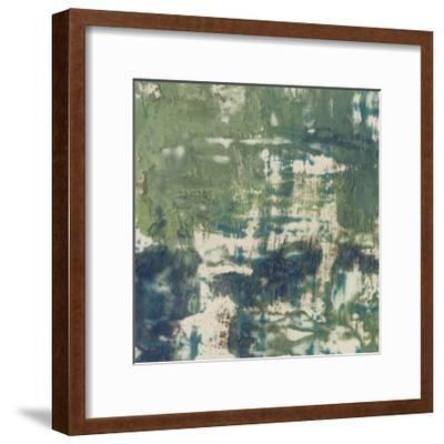 Obscured Horizon II-Jennifer Goldberger-Framed Art Print