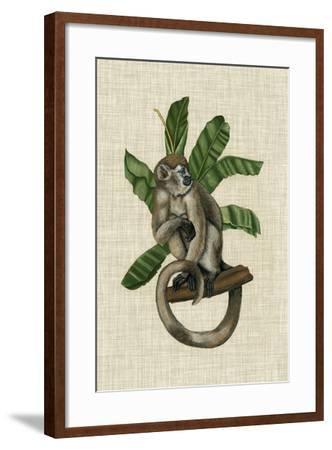 Canopy Monkey I-Naomi McCavitt-Framed Art Print