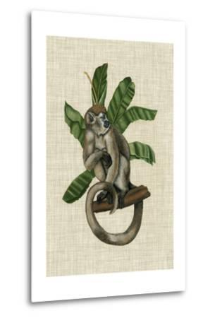 Canopy Monkey I-Naomi McCavitt-Metal Print