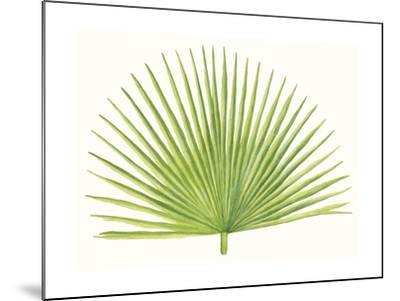 Tropical Breeze Leaves III-Naomi McCavitt-Mounted Art Print