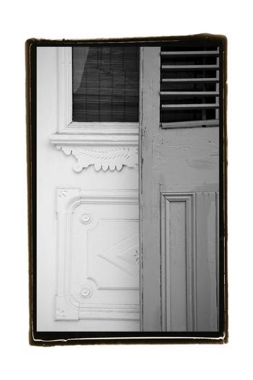 French Quarter Architecture I-Laura Denardo-Art Print
