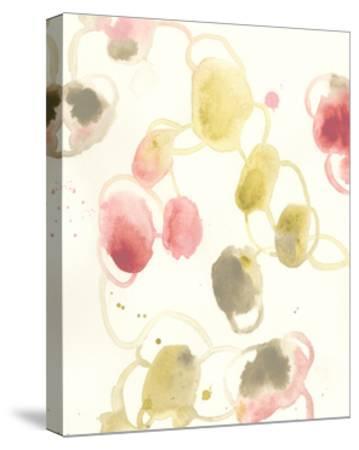Elliptical Motion I-June Vess-Stretched Canvas Print
