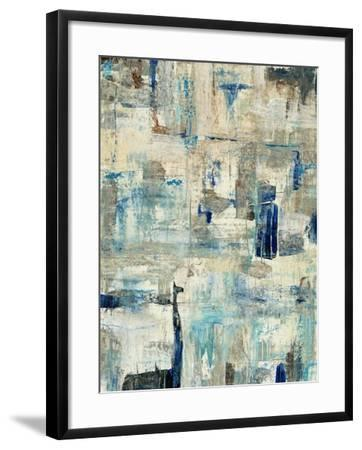 Aqua Separation I-Tim OToole-Framed Art Print