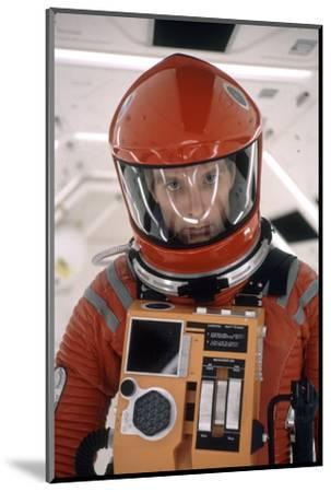 """Actor Keir Dullea in Space Suit in Scene from Motion Picture """"2001: a Space Odyssey."""", 1968-Dmitri Kessel-Mounted Photographic Print"""