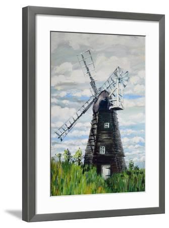 The Windmill-Joan Thewsey-Framed Giclee Print