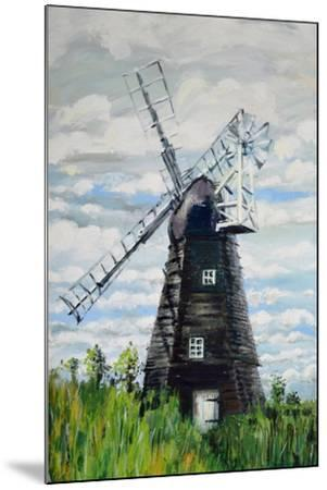 The Windmill-Joan Thewsey-Mounted Giclee Print