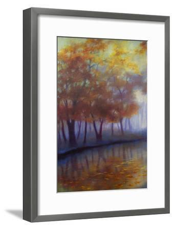 Dreaming Pool, 2016-Lee Campbell-Framed Giclee Print
