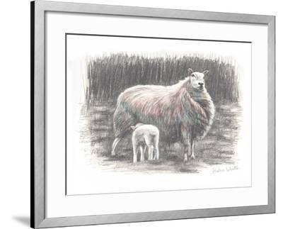 Proud, 2016-Helen White-Framed Giclee Print
