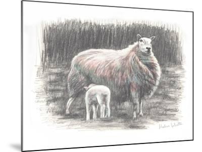 Proud, 2016-Helen White-Mounted Giclee Print