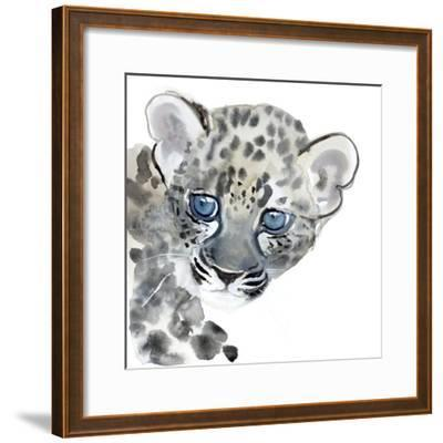 Cub, 2015-Mark Adlington-Framed Giclee Print