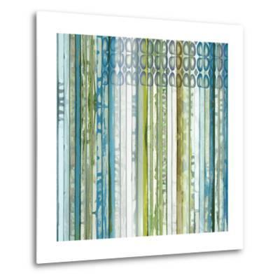 Vertical Ends-Ruth Palmer-Metal Print