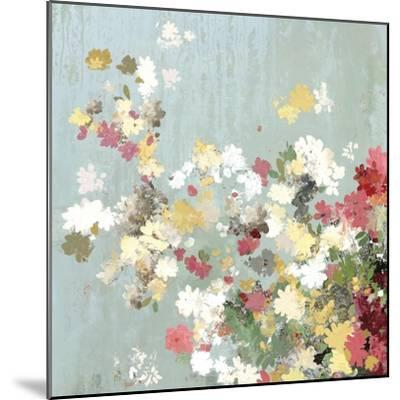 Abstract Bouquet I-Allison Pearce-Mounted Art Print