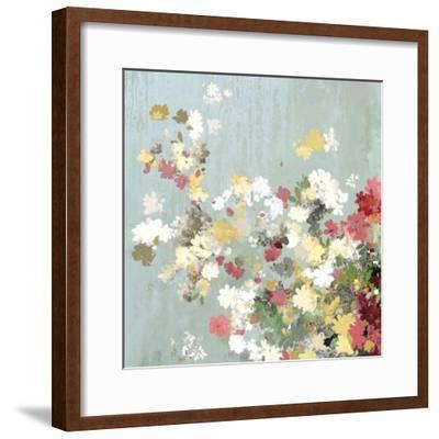 Abstract Bouquet I-Allison Pearce-Framed Art Print