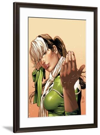 X-Men Legacy No. 234: Rogue--Framed Art Print