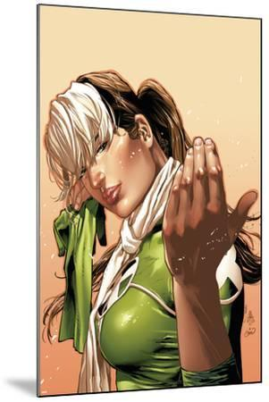 X-Men Legacy No. 234: Rogue--Mounted Art Print