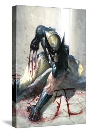 Wolverine Origins No. 50: Wolverine--Stretched Canvas Print