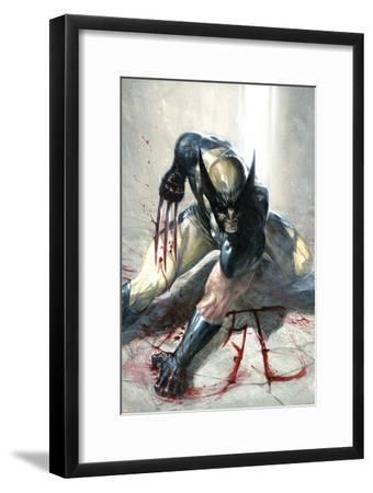 Wolverine Origins No. 50: Wolverine--Framed Art Print
