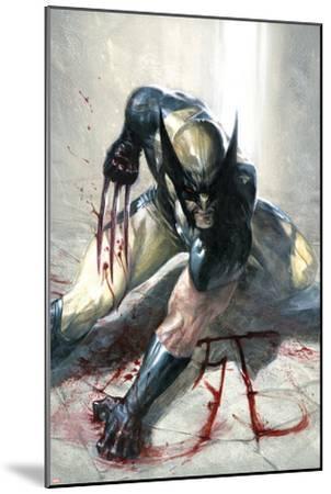 Wolverine Origins No. 50: Wolverine--Mounted Art Print