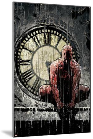 Daredevil No.62 Cover: Daredevil-Alex Maleev-Mounted Art Print