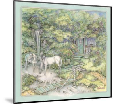 Woodland Destination-Kim Jacobs-Mounted Giclee Print