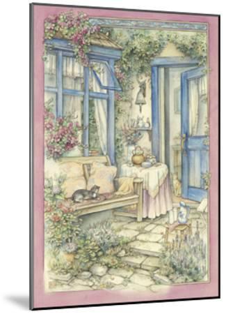 Afternoon Tea-Kim Jacobs-Mounted Giclee Print