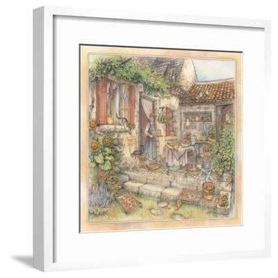 Apricots-Kim Jacobs-Framed Giclee Print