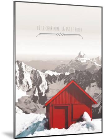 La est le Foyer-THE Studio-Mounted Premium Giclee Print