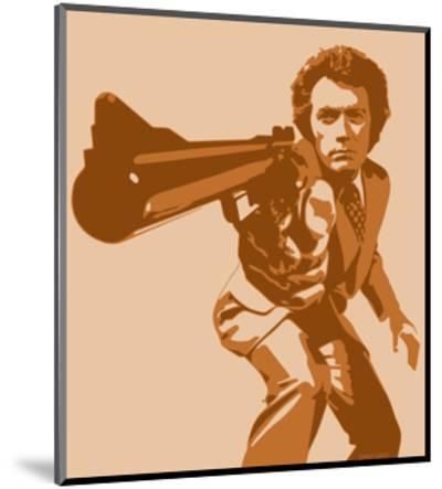 Dirty Harry-Emily Gray-Mounted Art Print