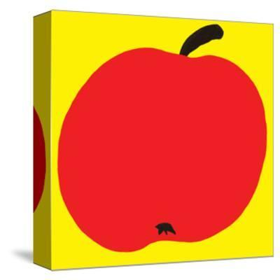 Apple-Philip Sheffield-Stretched Canvas Print