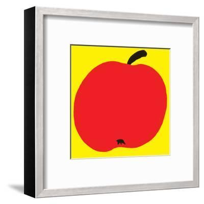 Apple-Philip Sheffield-Framed Art Print