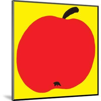 Apple-Philip Sheffield-Mounted Art Print