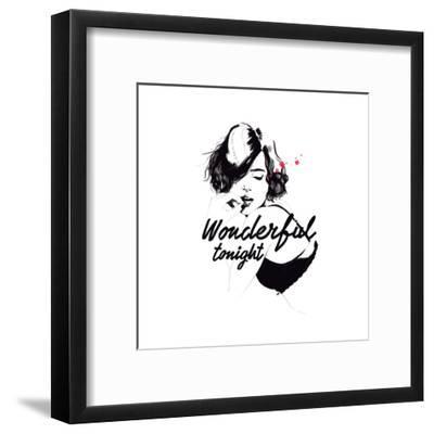 Wonderful-Manuel Rebollo-Framed Art Print