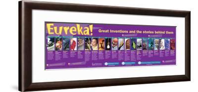 Inventions-Encyclopaedia Britannica-Framed Art Print