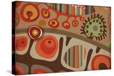 Selvática, Semilla Color-Bel?n Mena-Stretched Canvas Print